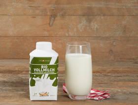 Bio Vollmilch, 3.9% Fett, 0.5l