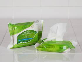 Feuchttücher Intimpflege, 20 Stück