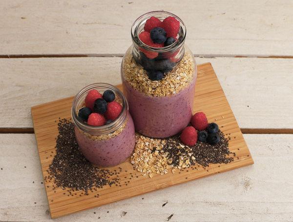 Berry Oatie