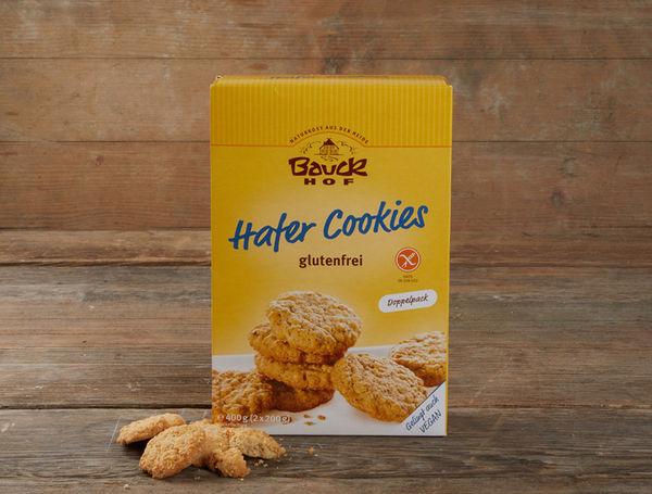 Image of Bio Backmischung Hafer-Cookies glutenfrei, 2x 200g