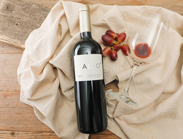 Image of Aalto Tinto Cosecha, 75cl, 2017