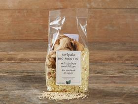 Bio Risotto mit Quinoa und Pilzen, 200g