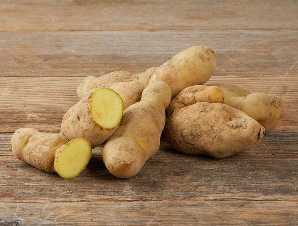 Image of Bio Kartoffeln Asparges, ungewaschen
