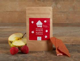 Bio Frucht-Snack Apfel-Erdbeere, 20g