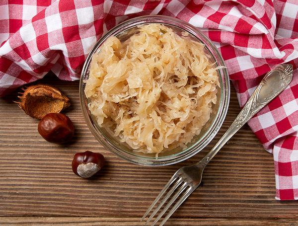 Image of Bio Sauerkraut gekocht, ca. 300g