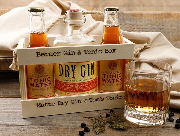 Image of Berner Gin & Tonic Box