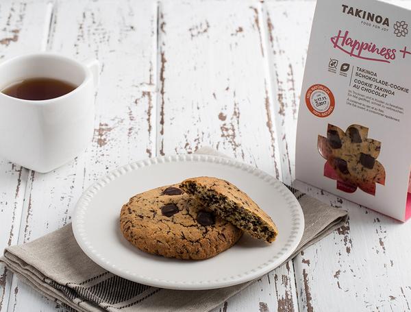 2 Schokoladencookies, 2x60g von Takinoa bei Farmy.ch online einkaufen