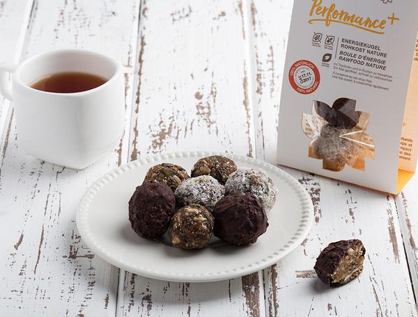 Energiekugeln Schokolade, Kokosnuss & Nature, 3x20g von TAKINOA bei Farmy.ch online einkaufen