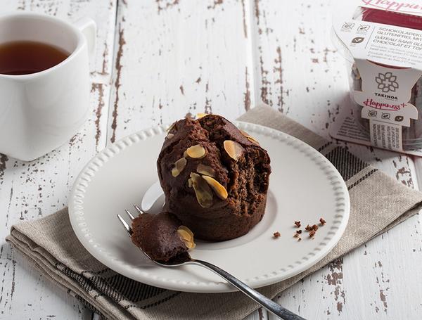 Schokoladenkuchen mit Seidentofu, glutenfrei, 110g von Takinoa bei Farmy.ch online einkaufen