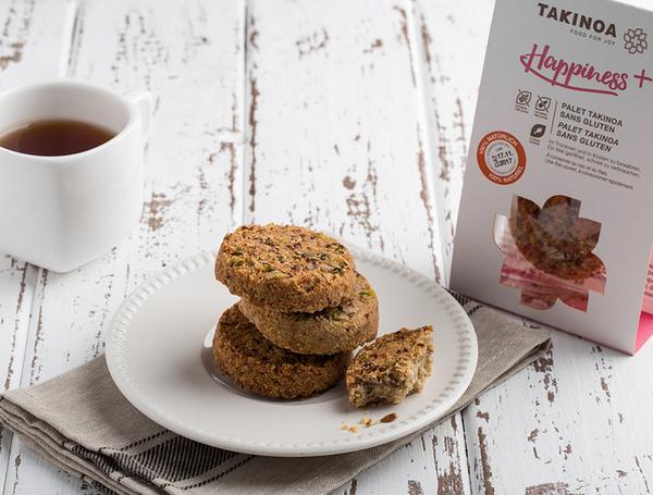 3 Takinoa Guetzli, glutenfrei von Takinoa bei Farmy.ch online einkaufen.