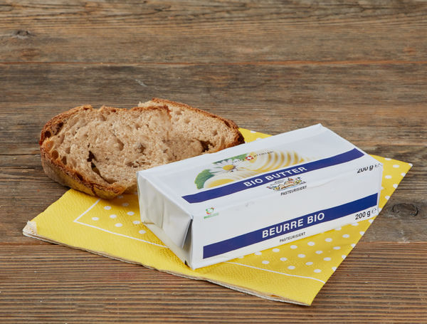 Image of Bio Butter pasteurisiert, 200g