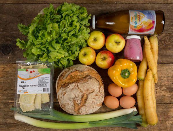 Image of Probierkorb vegetarisch Single