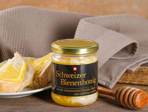 Blütenhonig ProSpecieRara, 250g von Imkerei Stefan Bernet bei Farmy.ch online einkaufen.