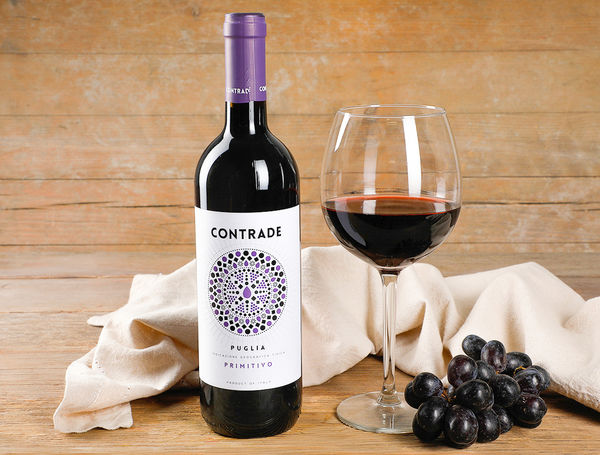 Image of Contrade Primitivo IGT, 75cl, 2016