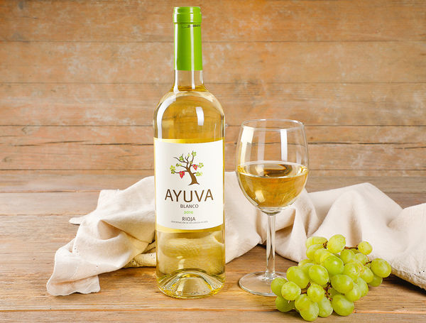 Image of Ayuva white DOCa, 75cl, 2016