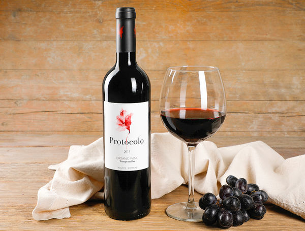 Image of Bio PROTOCOLO TINTO VdT, 75cl, 2015