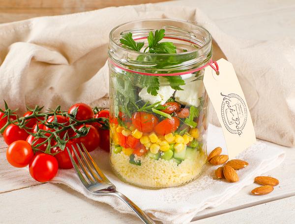 Veggie Ceviche mit Feta, 480g von Nosh-Pots bei Farmy.ch online einkaufen.