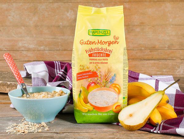 Image of Bio Frühstücksbrei Früchte, 500g