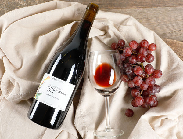 Image of Pinot Noir Barrique AOC Zürichsee, 75cl, 2014