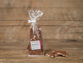Douce Chocolate 44% mit Mandeln