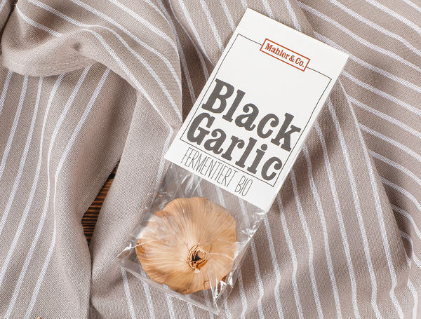 Image of Bio Black Garlic fermentiert, ca. 60g