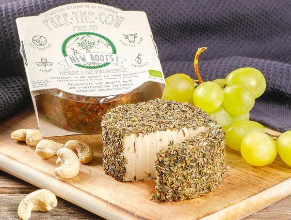 Image of Bio Pflanzliche Alternative zu Frischkäse - Herbes de Provence, 115g