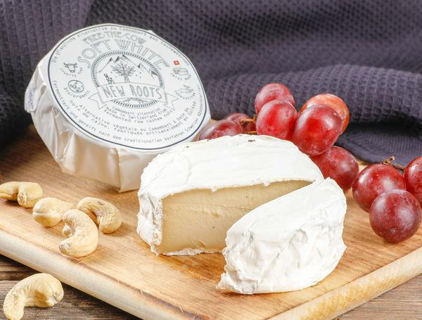Image of Bio Pflanzliche Alternative zu Camembert - Soft White, 112g