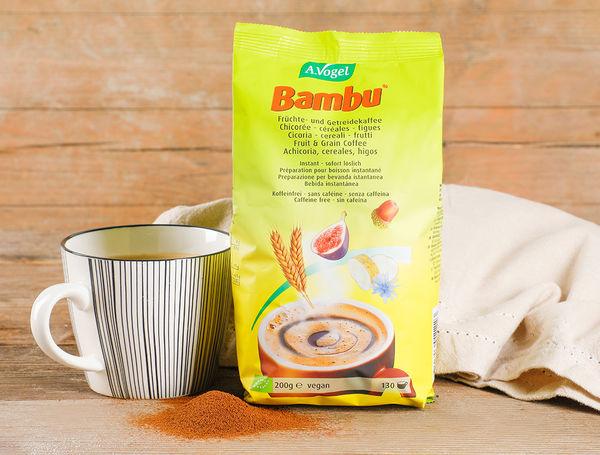 Image of Bambu Bio Früchte- & Getreidekaffee, 200g
