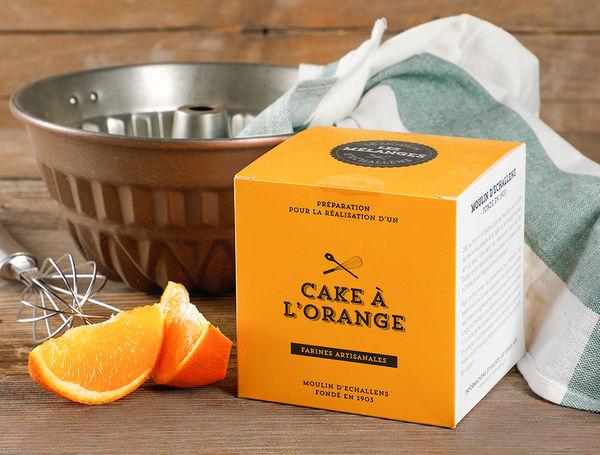 Image of Backmischung Orangenkuchen, 500g
