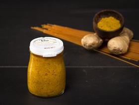 Bio Pesto Kürbis Curry, handgemacht, 180g