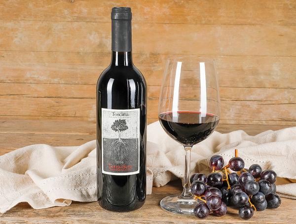 Image of Bio Toscana Rosso IGP, 75cl, 2016