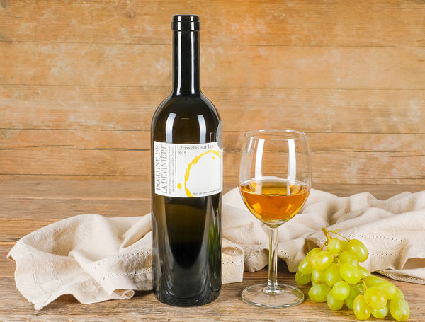 Image of Bio Chasselas sur lies, 75cl, 2015