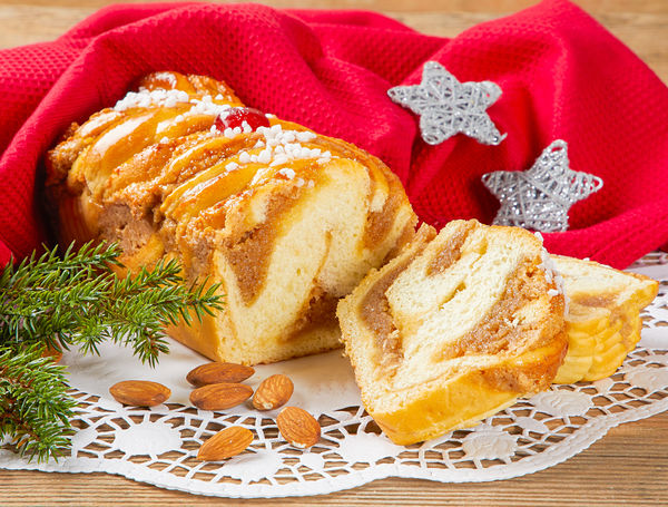 Image of Adventsstollen, 430g