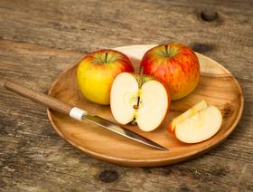 Bio Äpfel Topaz