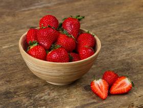 Bio Erdbeeren, 250g