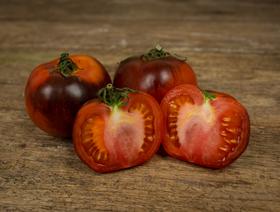 Bio Tomaten, dunkel