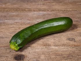Bio Zucchetti grün
