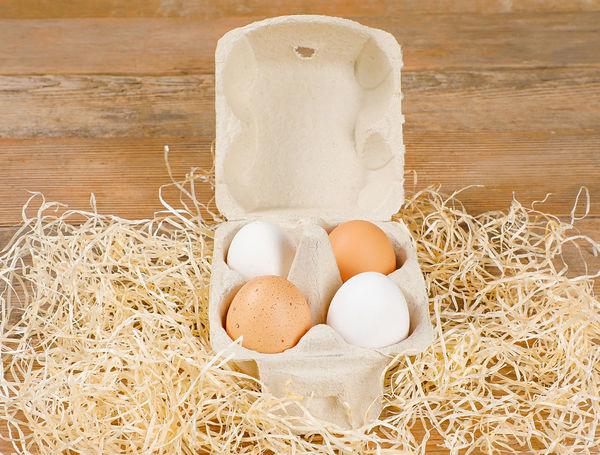 Image of Schweizer Freiland Eier, 4 Stück