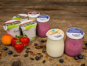Joghurt Wochenauswahl, 2 Becher