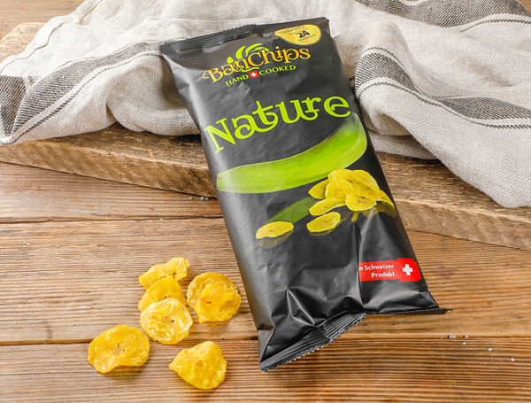Image of Platano Chips Nature, 90g