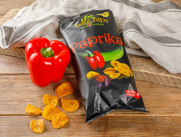 Image of Platano Chips Paprika, 90g