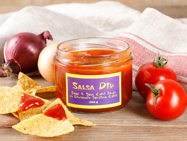 Image of Salsa Dip-Sauce, 200g