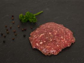 Wild-Hamburger, ca. 150g