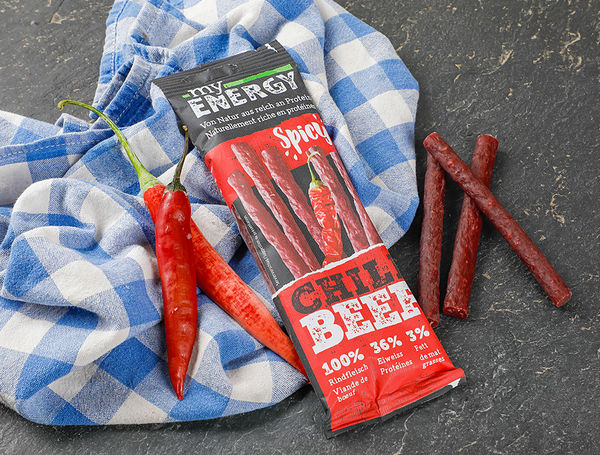 Image of my ENERGY Beef Chili, 50g