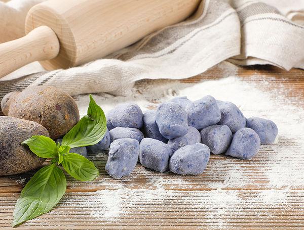 Image of Gnocchi Blaue Kartoffeln, 250g