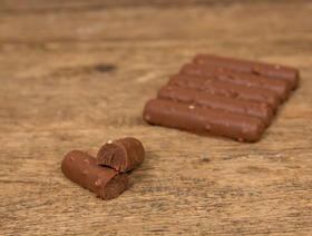 "Schokoladestengel ""Branchli"" hell, 6er Pack"
