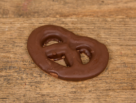 Bretzel au chocolat sans gluten