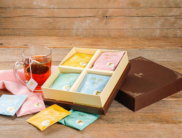 Image of Bio Tee Geschenkbox, 28 Stück, 70g