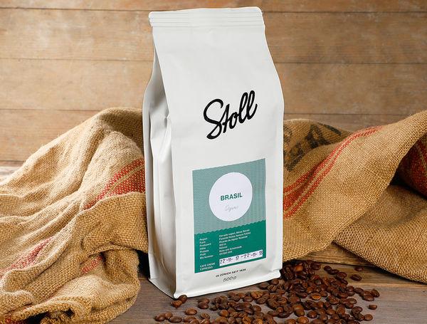 Bio Brasil Fazenda Nossa Kaffee, 500g von Stoll Kaffee bei Farmy.ch online einkaufen.