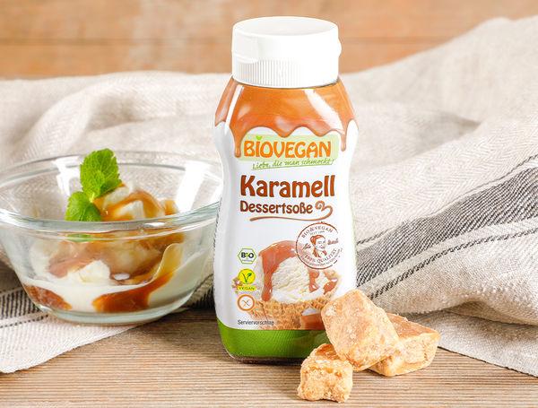 Image of Bio Dessertsauce Caramel, 240g
